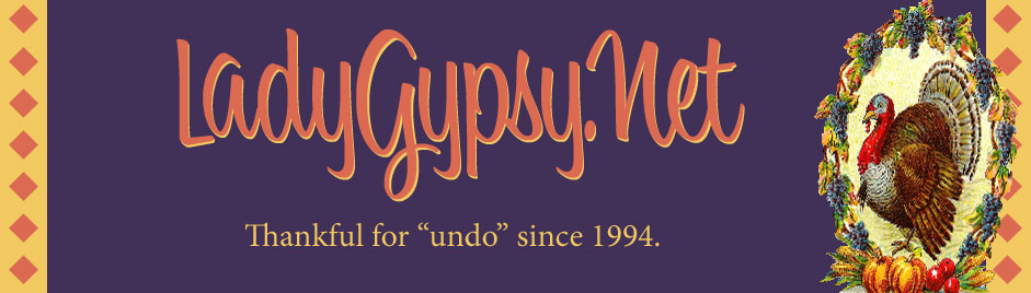 LadyGypsy.net - a blog by Kim Russell