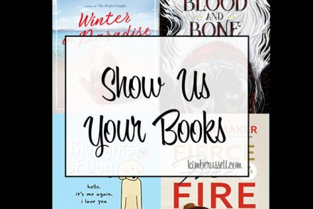 cover image for show us your books