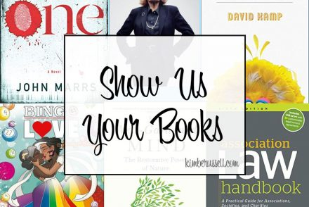 show us your books images